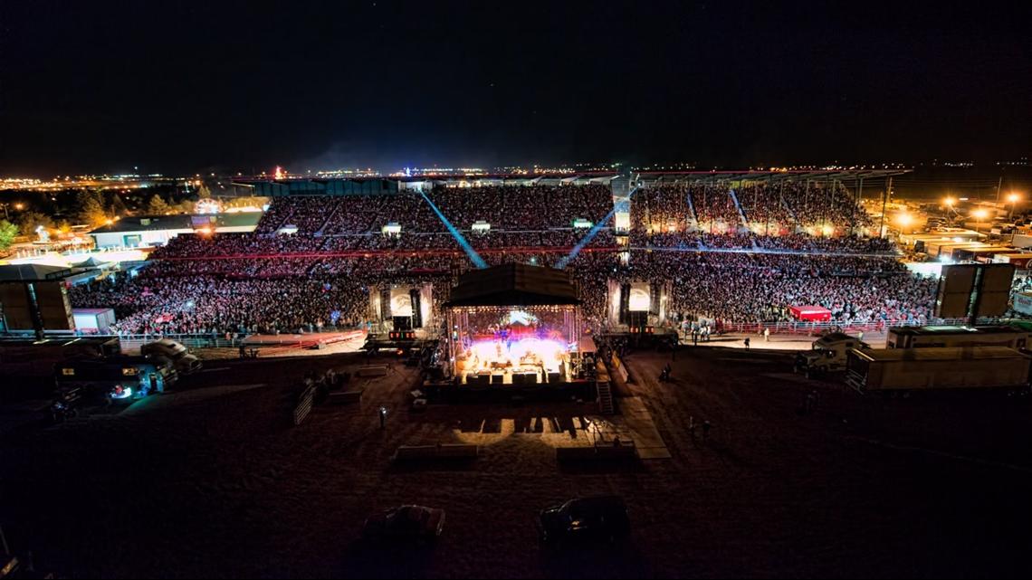 Cheyenne Frontier Days Announces 2019 Concert Lineup