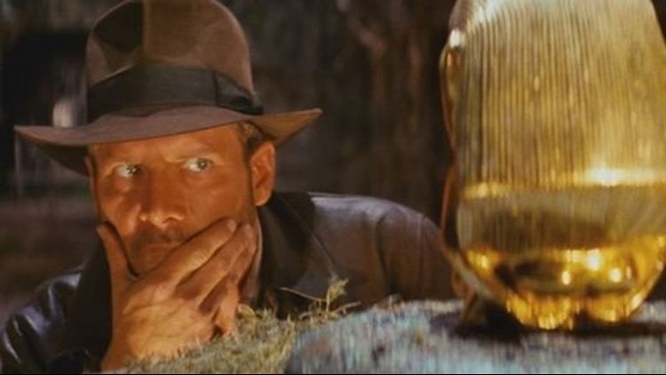 Harrison Ford will turn 79 the week 'Indiana Jones 5' hits theaters in 2021.