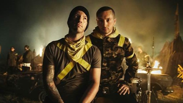 Twenty One Pilots cropped