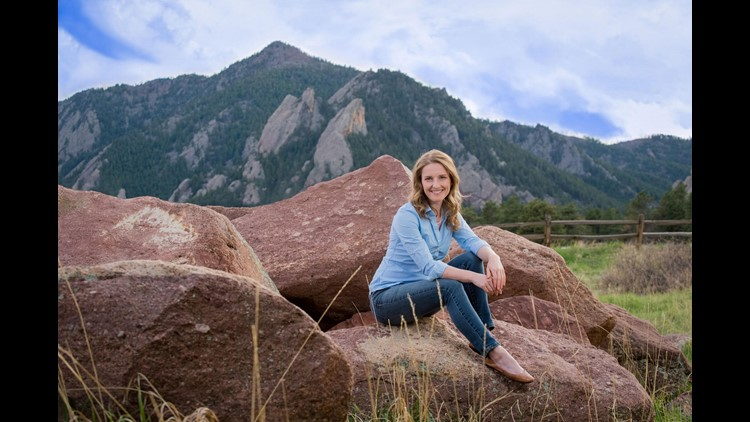 University of Colorado scientist Trish Zornio isn't a candidate yet, but she's on a listening tour.
