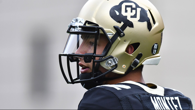 Colorado Buffalo Steven Montez has been named to a watch list for best all-around player in college football.