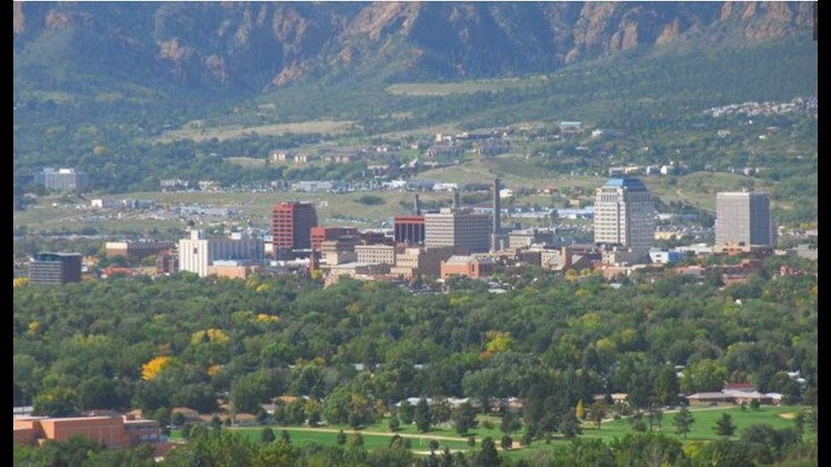 Aurora topped the list of Colorado cities for ease of sale, risk and stability, followed by Colorado Springs and Denver in each category.