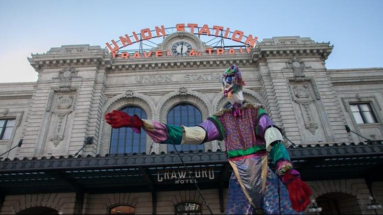 Union Station Buskerfest