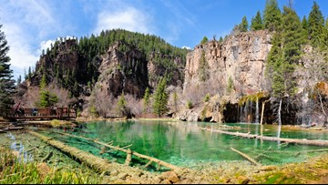More than 6,000 reservations made to visit Hanging Lake this summer