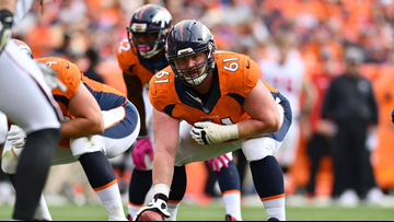 A look at Broncos impending free agents: Elway facing offensive line rebuild
