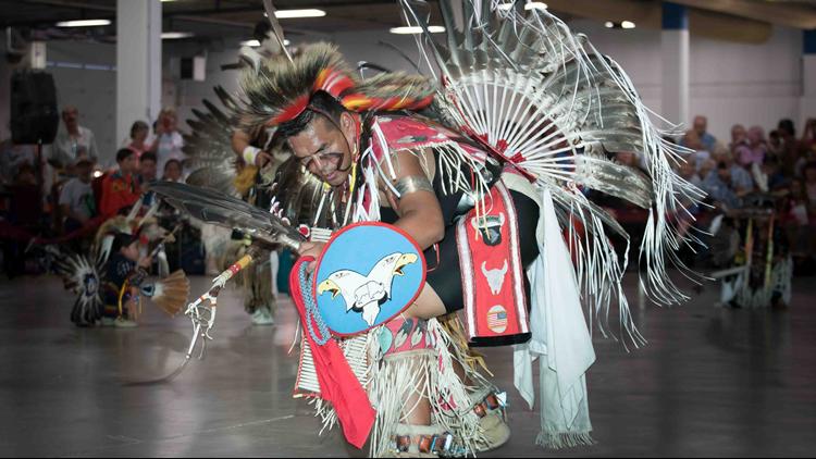 Colorado Springs Intertribal Powwow