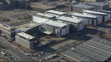 Long-delayed, budget-busting VA hospital set to open in Aurora