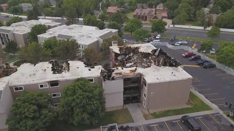 Officials have released the names of two women who died in Sunday's Westminster apartment fire.
