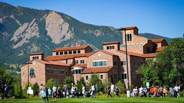 Alzheimers Walk Boulder