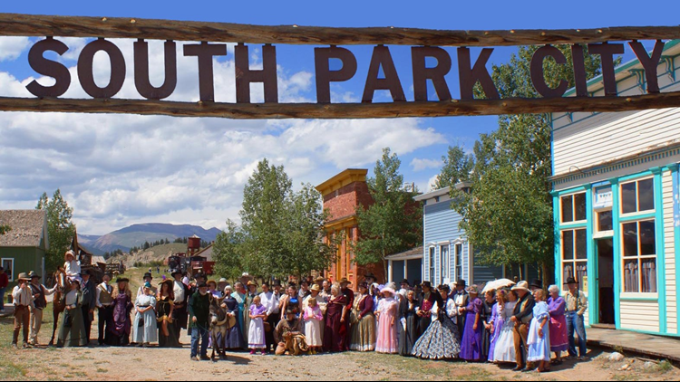 South Park living history days