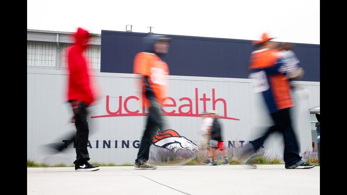 Broncos camp notes: Keenum has encouraging first day   9news com