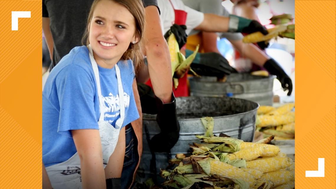 PHOTOS   Olathe Sweet Corn Festival in Montrose, Colorado