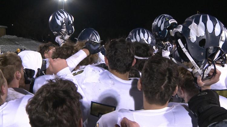 Palmer Ridge High School football 3A semifinals 2019