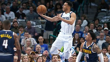 Nuggets lose to Mavs in final game before NBA play suspended