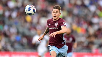 Nicholson's 90th-minute goal lifts Rapids 2-1 over Galaxy