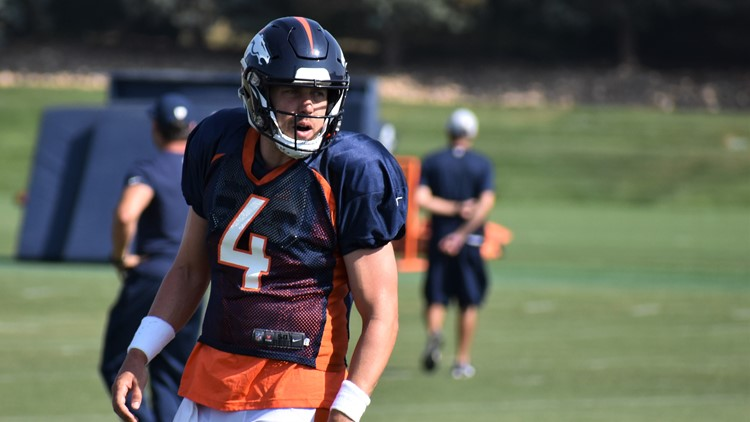 There probably aren't many NFL quarterbacks who begin their journey dreaming of becoming the next Jeff Garcia. But Case Keenum could do a lot worse.