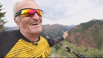 Storytellers: 82-year-old man, 'The Frenchy,' inspires others to live life to the fullest
