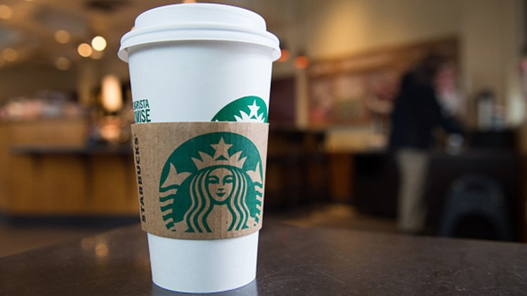 starbucks coffee cup generic-432346027