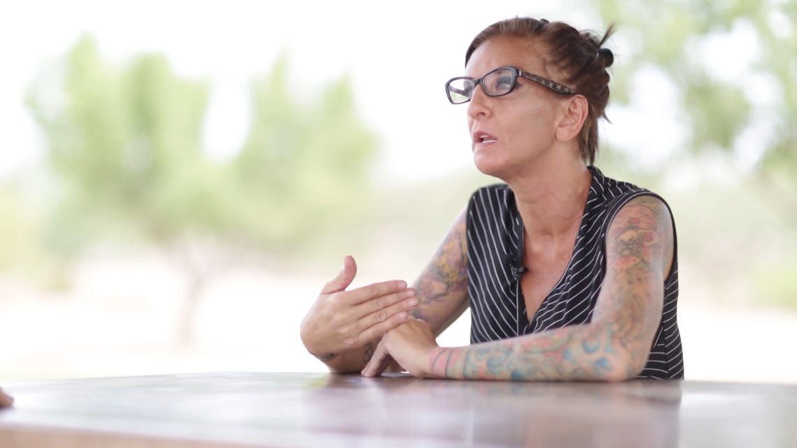 She was the sole survivor of one of Colorado's most brutal crimes. Now, she's telling her story
