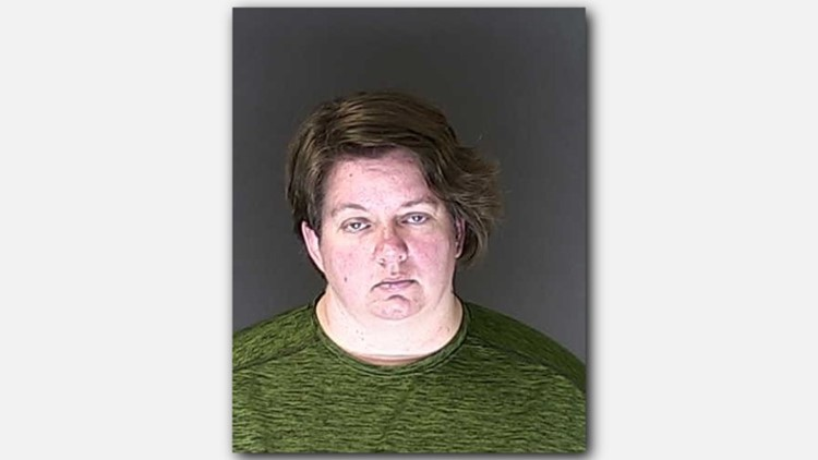 Mindy Danskin, 39, has been arrested is facing charges of felony Aggravated Cruelty to Animals in the El Paso County case.