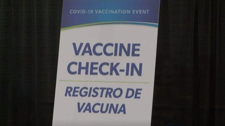 SCL Health to make important changes to its upcoming vaccination clinic