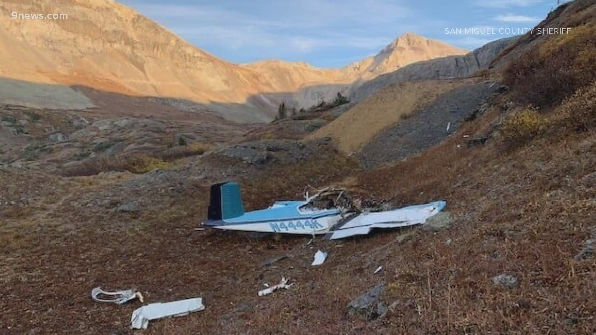 Florida Couple Killed In Colorado Plane Crash 9news Com