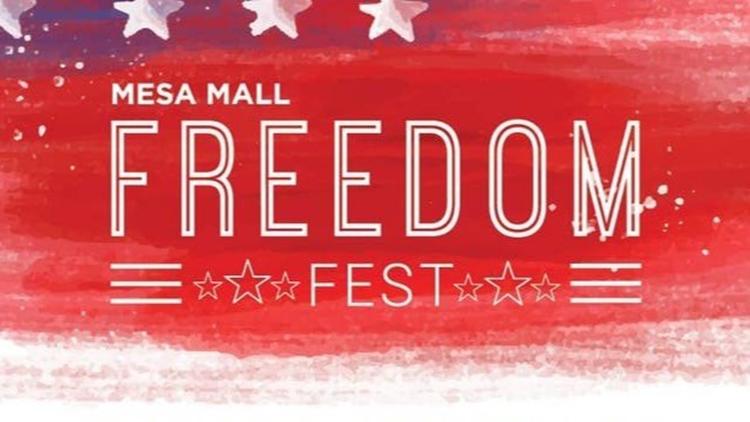 Mesa Mall Freedom Fest
