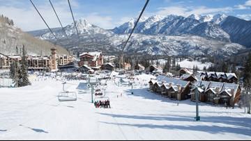Snows keep Colorado ski resorts open, mountain passes closed
