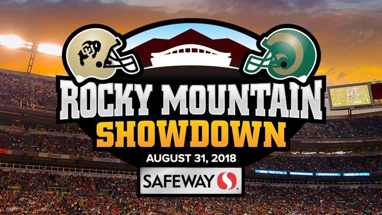 Rocky Mountain Showdown 2018