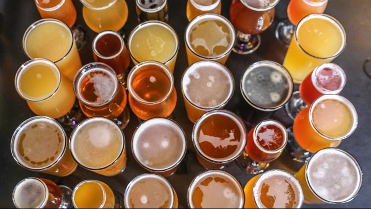 Generic Beer Festival Mugs