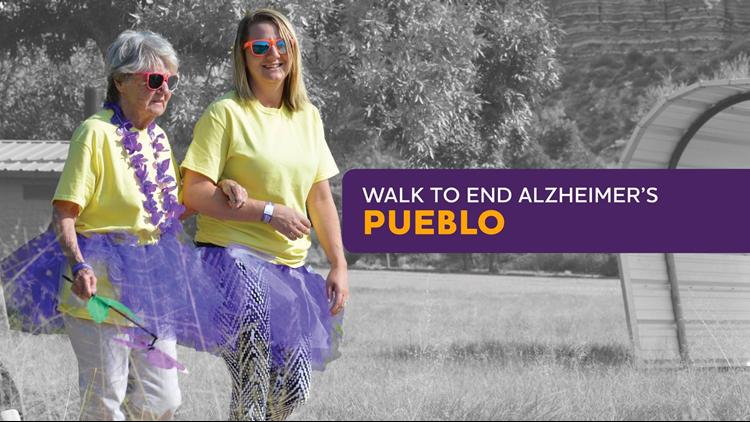 Walk to End Alzheimers Pueblo