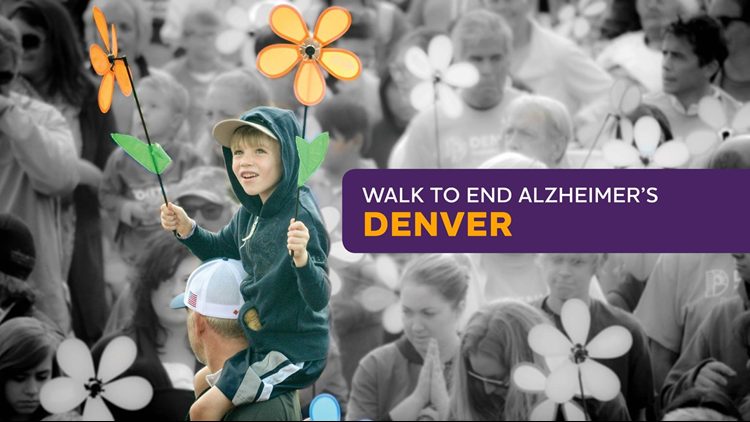Walk to End Alzheimers Denver