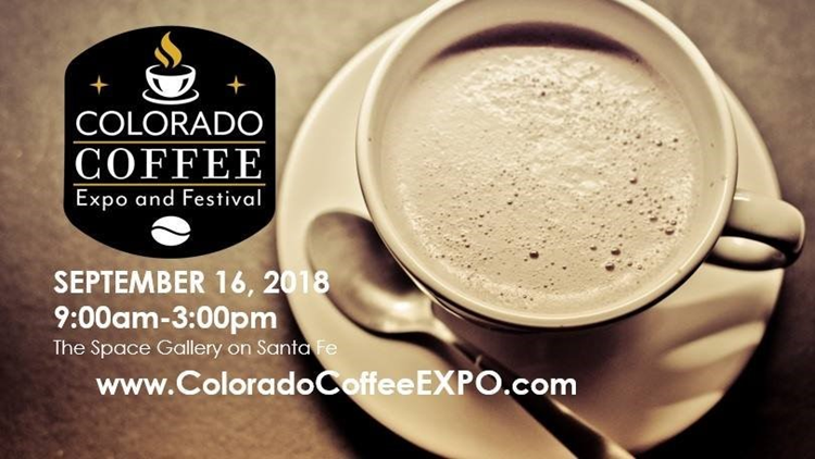 Colorado Coffee Expo and Festival
