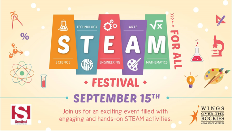 STEAM For All Festival
