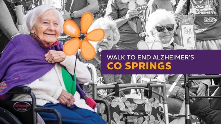 Walk to End Alzheimers Colorado Springs