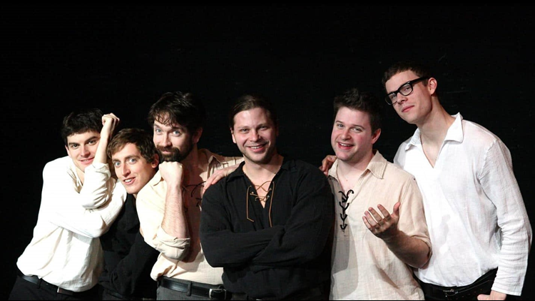 The Improvised Shakespeare Co