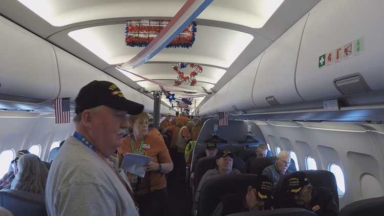 Honor Flight Northern Colorado will fly veterans one last time in September