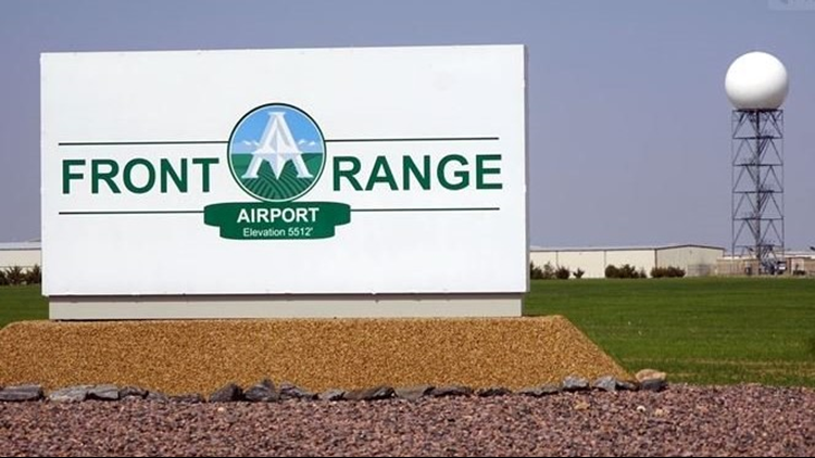 The FAA gave Adams County permission to operate a spaceport at the location of Front Range Airport in Watkins.