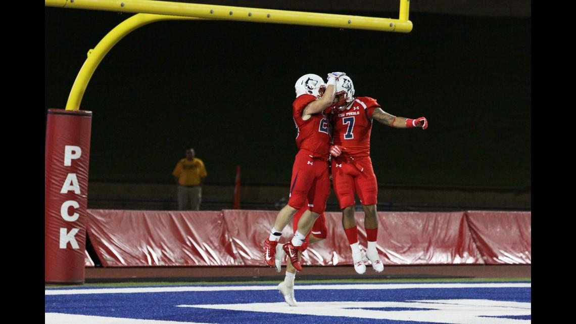 the best attitude dda95 0f600 PHOTOS | CSU-Pueblo ThunderWolves Football | 9news.com