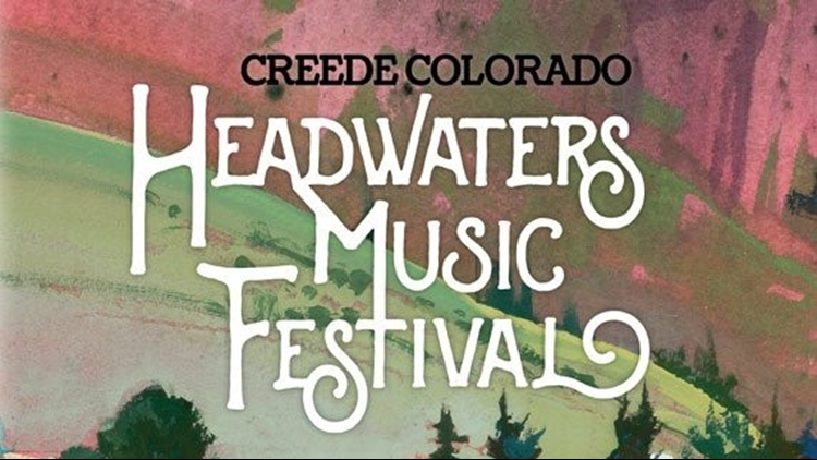 Headwaters Music Festival Creede