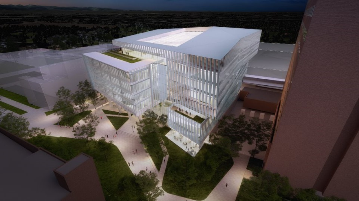 CU's Anschutz Medical Campus receives $120M gift from Phil Anschutz