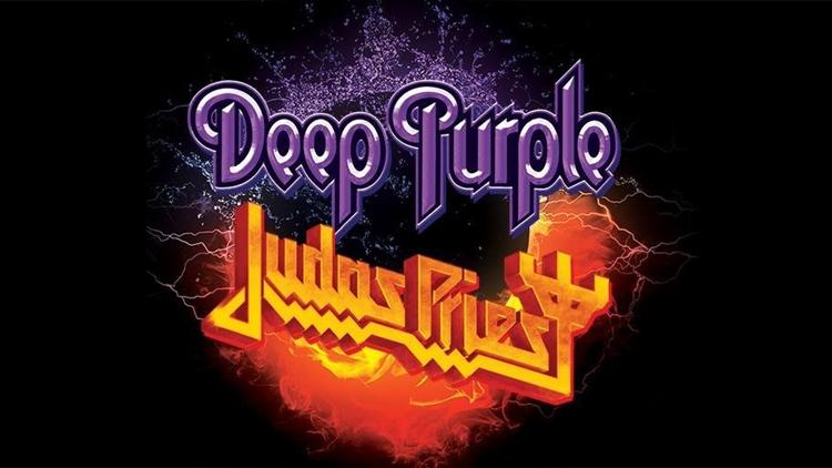 Deep Purple Judas Priest