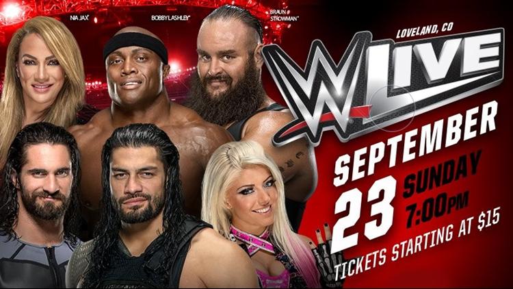 WWE loveland
