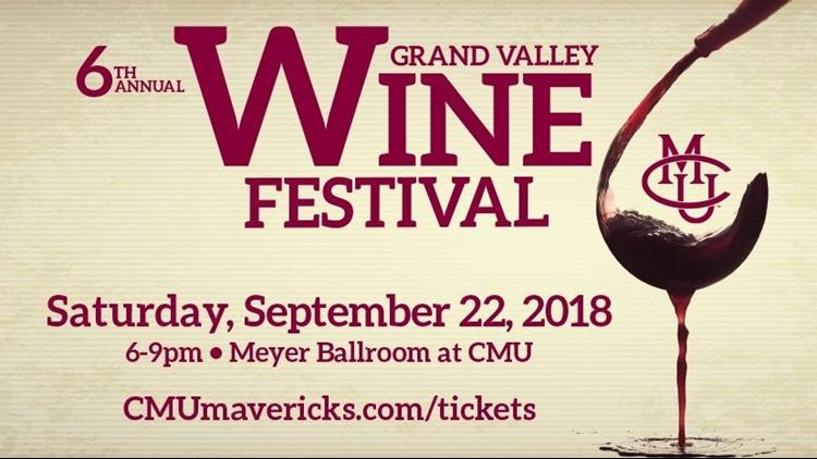 Grand Valley Winefest