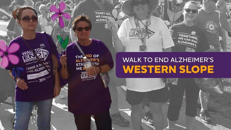 Walk to End Alzheimers Grand Junction