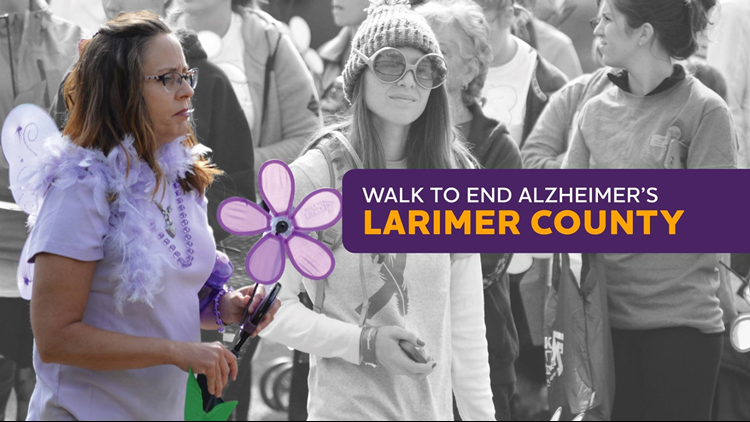 Walk to End Alzheimers Larimer County