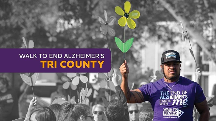 Walk to End Alzheimers Fort morgan