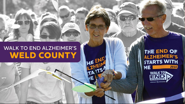Walk to End Alzheimers Weld County