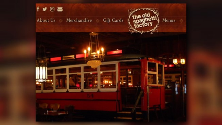 The Old Spaghetti Factory Denver 2