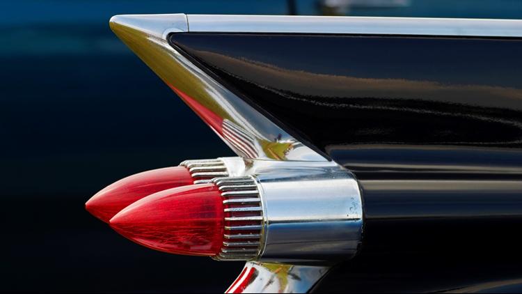 classic car show fin new